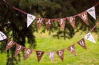 Children's Woodland Birthday Party
